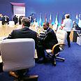 G8 summit Photo: AFP