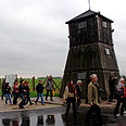Majdanek concentration camp in Poland (archives) Photo: Yair Altman