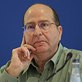 Moshe Ya`alon Photo: Alex Kolomoisky