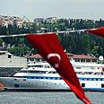 Mavi Marmara in Istanbul Photo: AP
