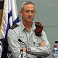 IDF chief Gantz. Multiple fronts Photo: Gil Yohanan