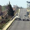 UNIFIL forces on border Photo: AFP