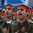 Iran's Revolutionary Guards Photo: Gettyimages Imagebank