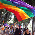 Gay pride parade in Tel Aviv (archives) Photo: Ofer Amram