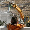 Demolition in east Jerusalem (archives) Photo: AP