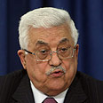 Abbas: What has Israel done? Photo: AFP