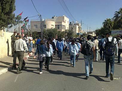 Ramallah (Photo: Ali Waked)