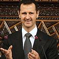 Syria's Assad. Government efforts have not borne fruit Photo: AFP