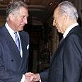 Royal help for Shalit? Photo: AFP