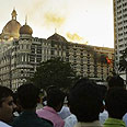 Terror attack at Mumbai's Oberoi Hotel Photo: AP