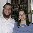 Gavriel and Rivka Holtzberg Photo: Reuters