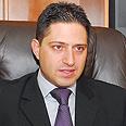 Beersheba Mayor Rubik Danilovich Photo: Herzl Yosef