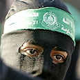 Hamas gunman in Gaza Photo: Reuters