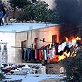 Riots in Hebron Photo: Dudi Vaaknin