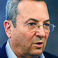 Defense Minister Ehud Barak Photo: AP