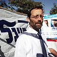 Feiglin - To gain from situation? Photo: Gil Yohanan