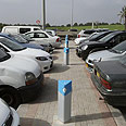 Better Place. Charging infrastructure and services for electric vehicles Photo: Reuters