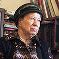 הרבנית קפאח. זוכת פרס ישראל צילום: ענר גרין