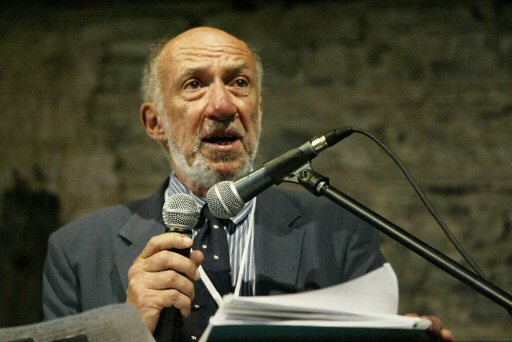 Richard Falk (Photo: AFP)