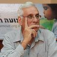 Chaim Oron Photo: Yaron Brener