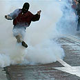 Worst riots in decades (Archive photo) Photo: AP