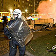 Muslims riot in Sweden (archives) Photo: Reuters
