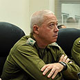 Southern Command Chief  Yoav Galant Photo: Ariel Hermoni, Defense Ministry