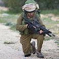 IDF troops enter Gaza Photo: AFP