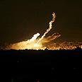 Strikes on Gaza Photo: AP