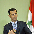 Assad. Having it both ways? Photo: Reuters