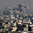 Targeting terror in Gaza Photo: AP