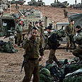 Reservists in Gaza (Archives) Photo: AP