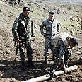 Katyusha rocket in southern Lebanon (Archives) Photo: AP