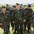 Lebanese Army commanders Photo: AFP