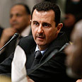 Syria's Assad. 'A peace agreement is a piece of paper' Photo: AP