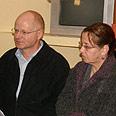 Noam and Aviva Shalit: Cautiously optimistic Photo: Ido Beker