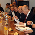 Cabinet to make truce decision Photo: Avi Ohayon, GPO