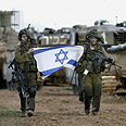 IDF soldiers during Gaza offensive Photo: Reuters