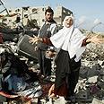 Gaza destruction Photo: Reuters