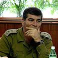 IDF Chief Ashkenazi Photo: Amit Shabi