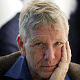 Amos Oz, against bill Photo: AFP