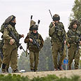 IDF soldiers in Gaza Photo: AP