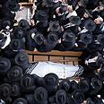 1,000 people mourn religious lawmaker Photo: Dudi Vaaknin