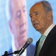Unbiased. Peres Photo: AP
