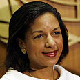 US Ambassador Rice. No show Photo: Reuters