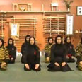 'Three thousands women ninjas train in Iran'