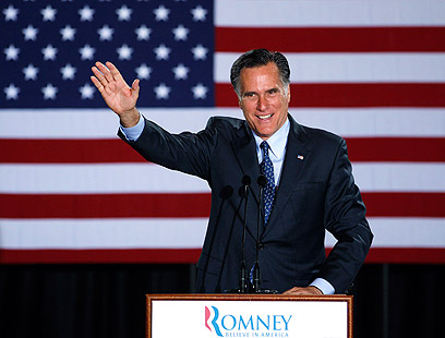 Romney. Vows to do opposite of Obama (Photo: AP)