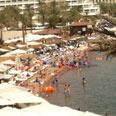 Eilat beach Photo: Karin Mamos