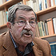 Gunter Grass. Taboo breaking poem? (Photo: EPA) Photo: EPA