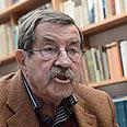 Günter Grass Photo: EPA